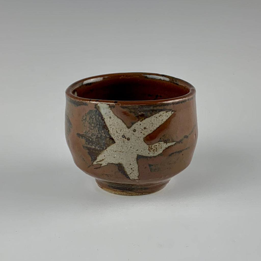 Jan McKeachie Johnston tea or spirits cup