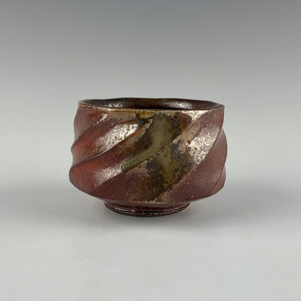 David Caradori woodfired tea cup