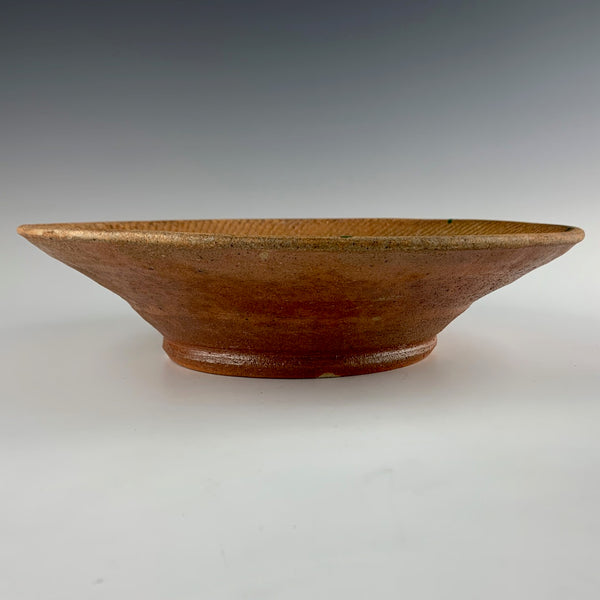 Rock Creek Pottery, Ruggles & Rankin, serving bowl/platter