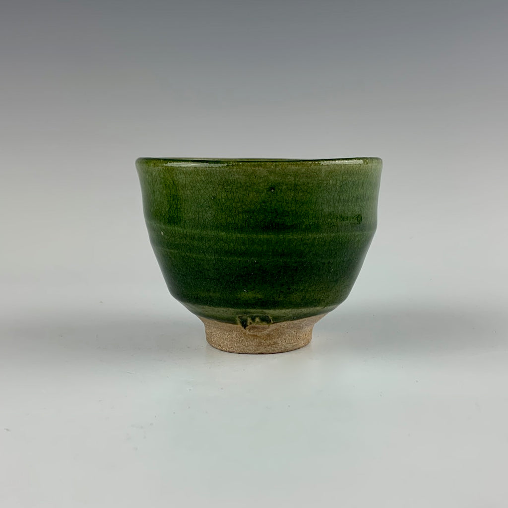 Warren MacKenzie tea bowl, marked