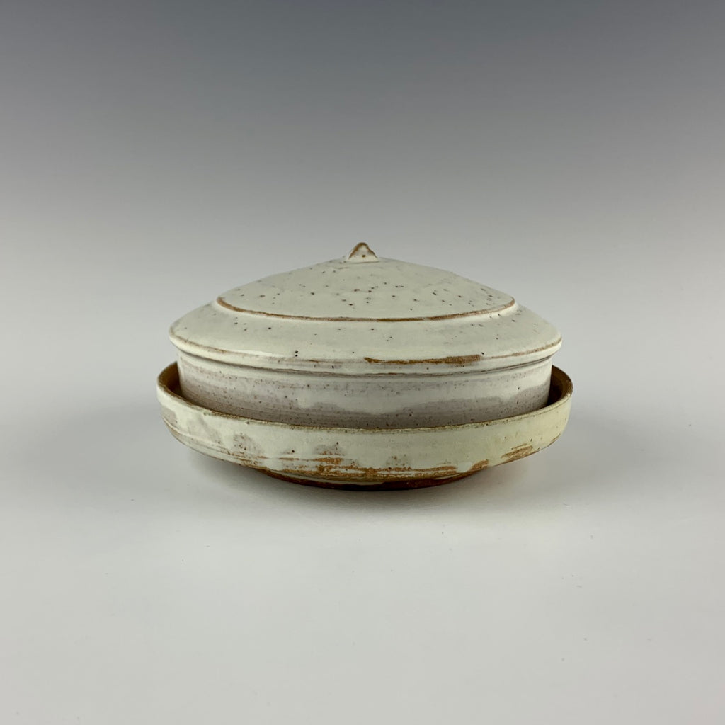 Willem Gebben lidded butter dish
