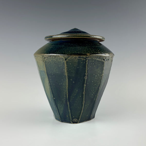 Willem Gebben lidded jar
