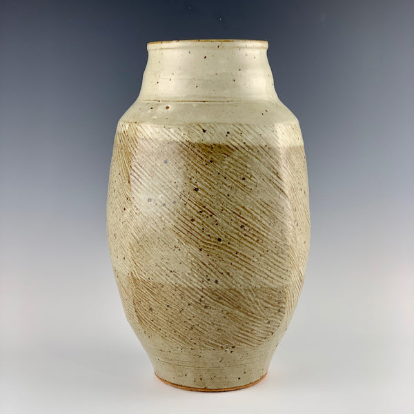 Warren MacKenzie large vase, unsigned