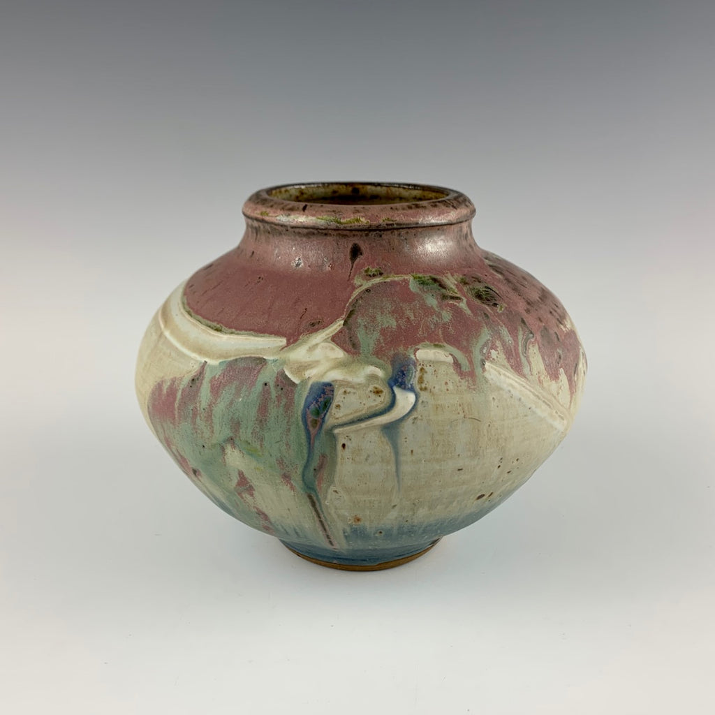 Jerry & Deb Kessler, Loess Hills Pottery, medium vase