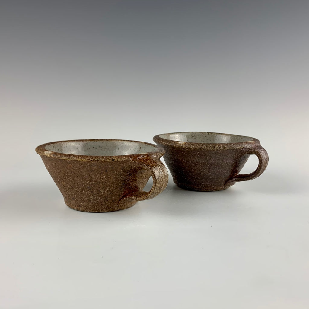 Willem Gebben coffee cups, set of two, #1