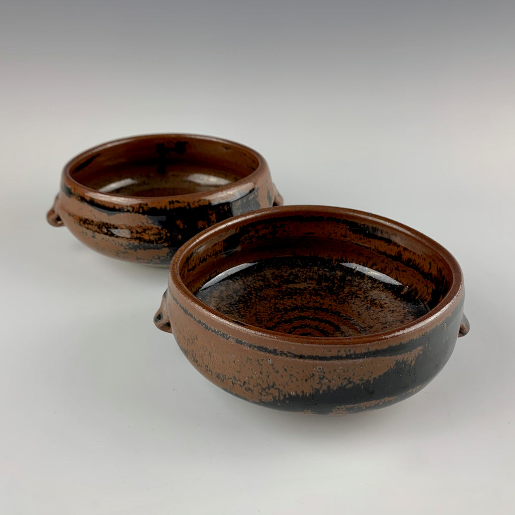 Robert Briscoe soup bowls, set of two