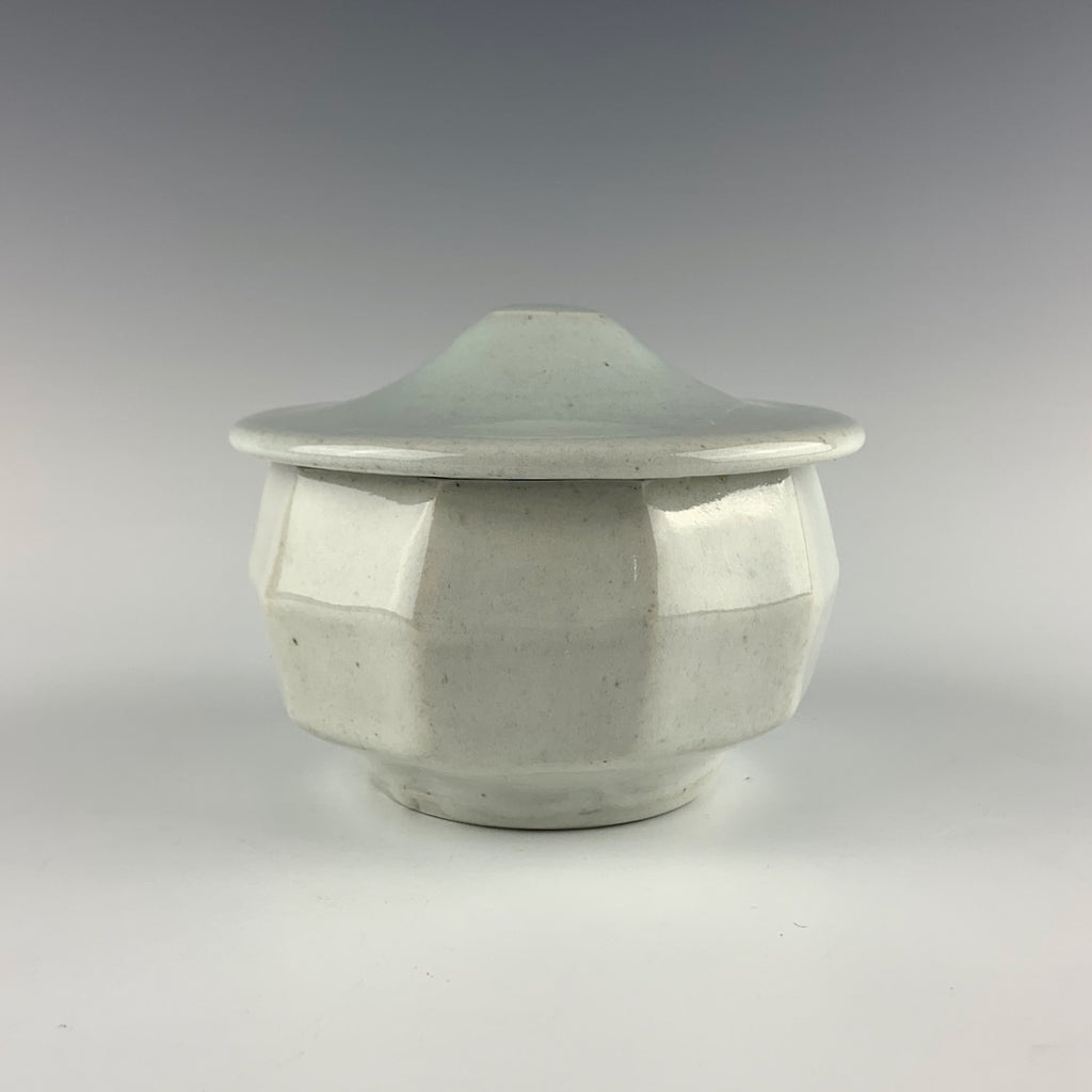 Warren MacKenzie lidded jar, unsigned