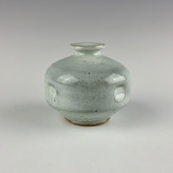 Warren MacKenzie bud vase, 2 of 2, unsigned