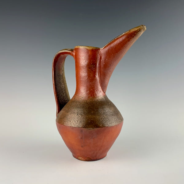 Jan McKeachie Johnston beaked pitcher