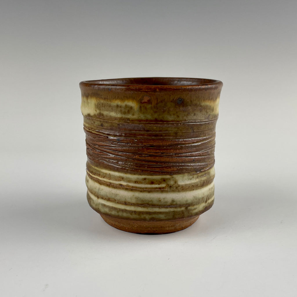 Robert Eckels wine cup