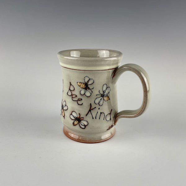 Pepin Farm Pottery mug, Bee Kind