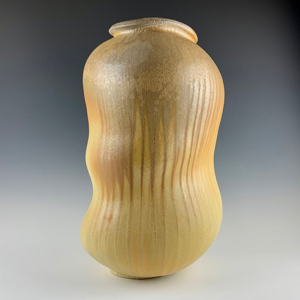 Chris Gustin vase #1724