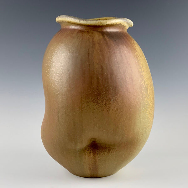 Chris Gustin dimpled vase