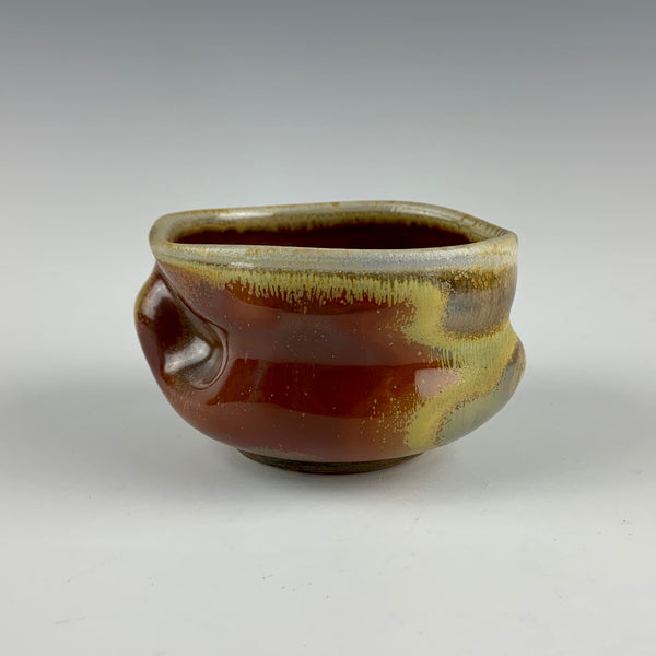 Chris Gustin whiskey cup