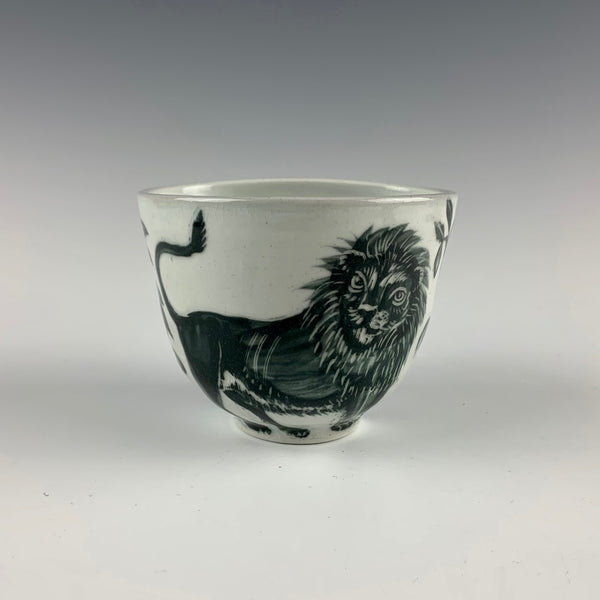 "Glynnis Lessing bowl, ""Son"""