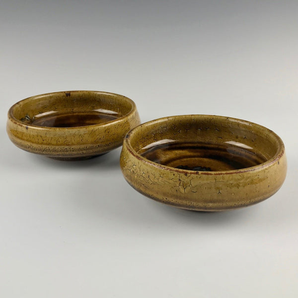 Guillermo Cuellar dessert bowls, set of two
