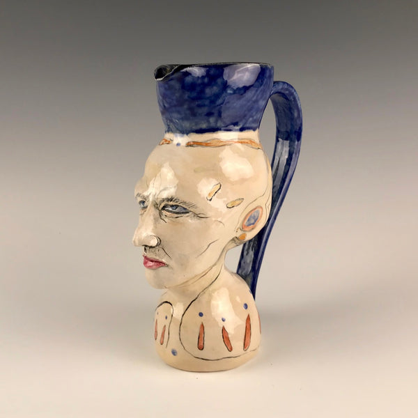 Michael Padgett pitcher, Satyr #1