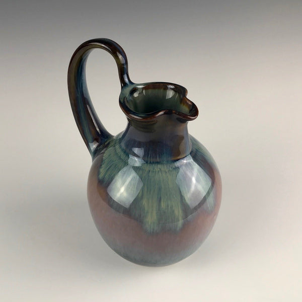 Bill Campbell porcelain pitcher