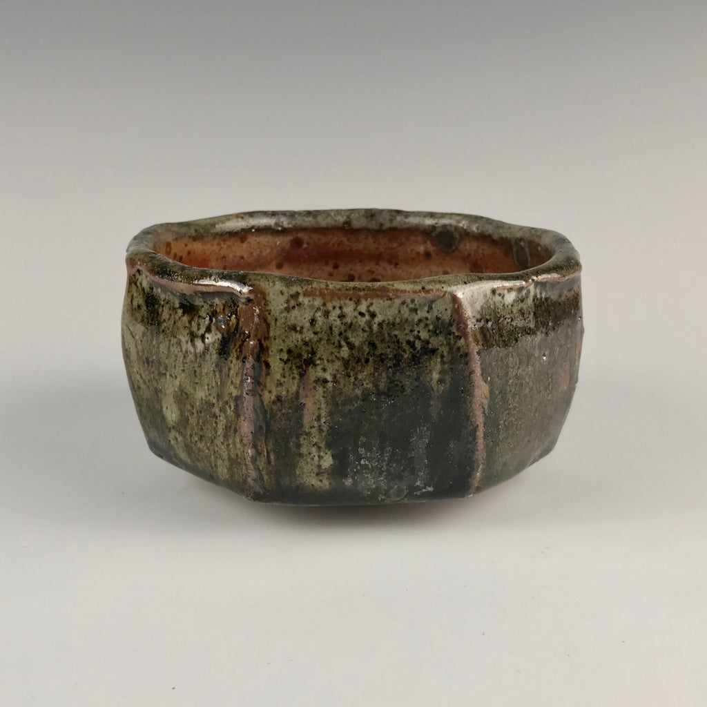Mel Jacobson ceremonial tea bowl