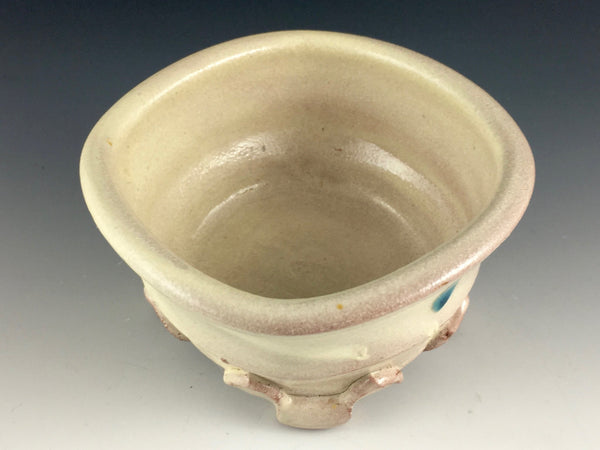 Lisa Buck footed cup (use code Vintage33)