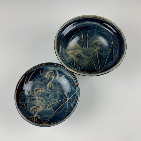 Richard Bresnahan bowl and lid set #4