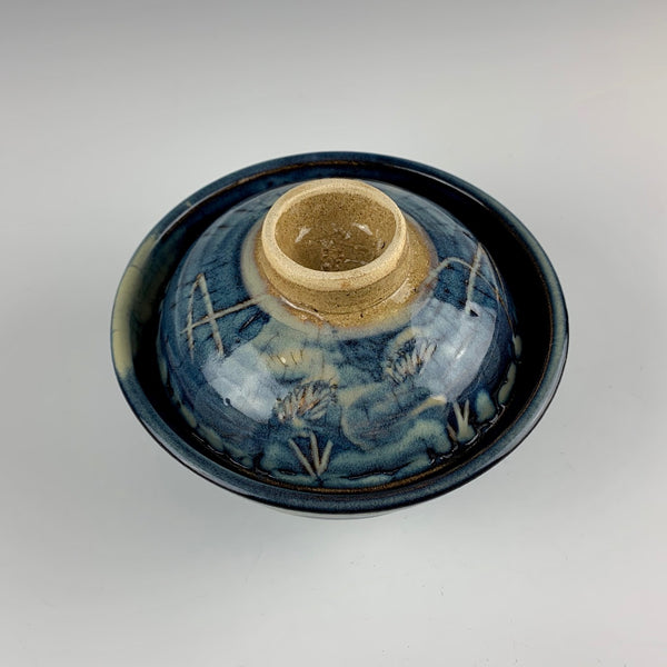 Richard Bresnahan bowl and lid set #5