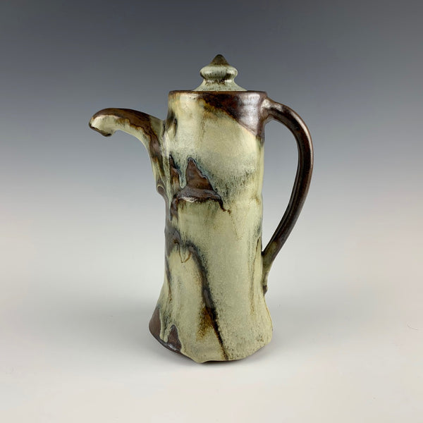 Richard Bresnahan tall teapot, 2013