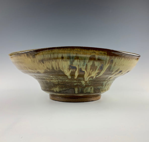 Richard Bresnahan large squared bowl