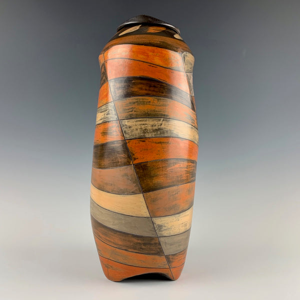 Shamai Gibsh, Tall Jar #9