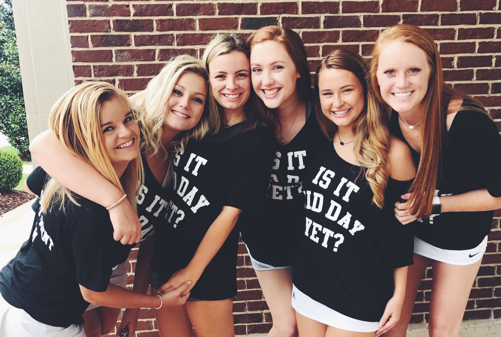 Sorority Recruitment Mythbusters: Sponsorship Forms, Personal Connections, and Cut Criteria!