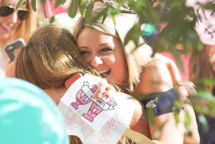 What Sorority Recruitment at the University of Texas is REALLY Like