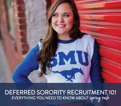 Deferred Recruitment 101: How to Prepare for Spring Rush!