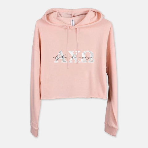 Pink Sorority Sweatshirt