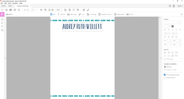 How to Format a Sorority Resume & Cover Letter (plus cute free ...