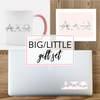 Big/Little Reveal Gift Set