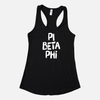 Pi Beta Phi Graphic Sorority Tank