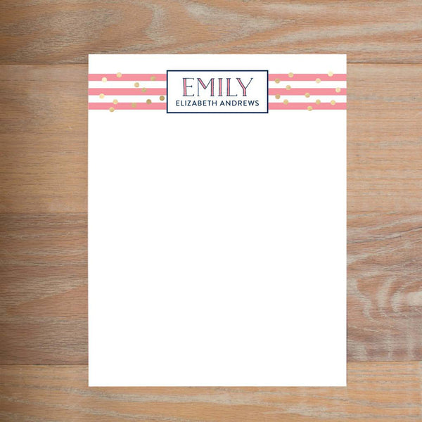 Confetti Stripes letterhead version 2