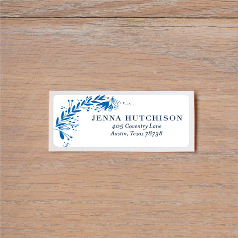 Garden Branches Return (Home) Address Labels