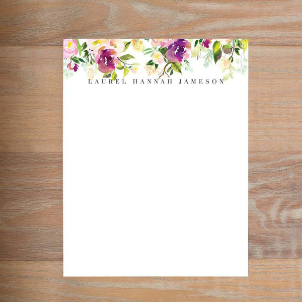 Graceful Bouquet letterhead version 2