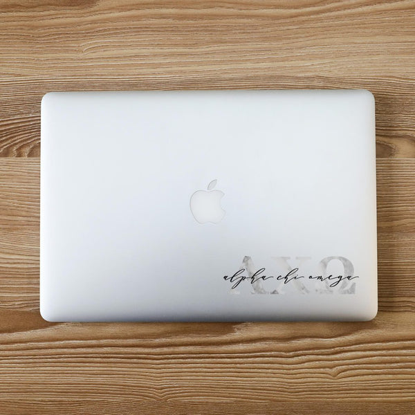 Marble Clear Decal