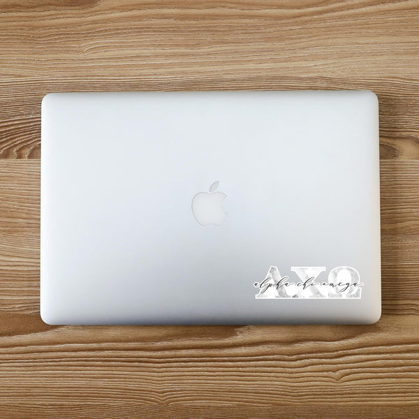 Marble White Decal