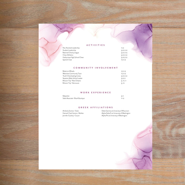 Lilac Wash letterhead version 2