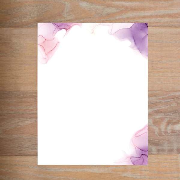 Lilac Wash letterhead version 3
