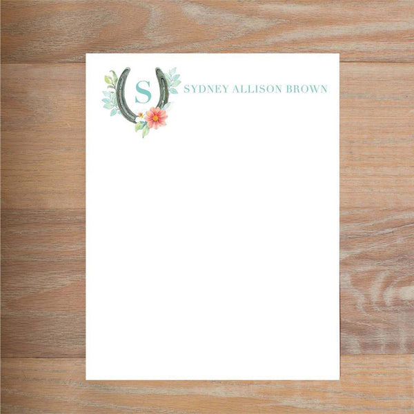 Sweet Horseshoe letterhead version 2