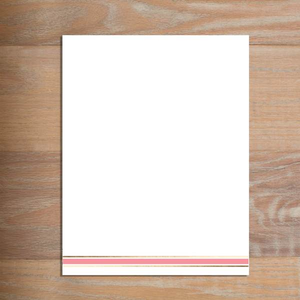 Confetti Stripes letterhead version 3