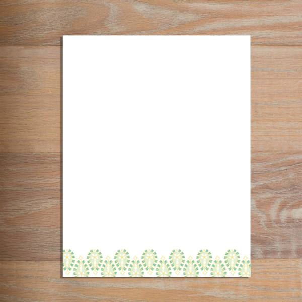 Fresh Paisley letterhead version 3