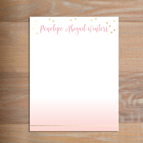 Gradient Confetti letterhead version 2