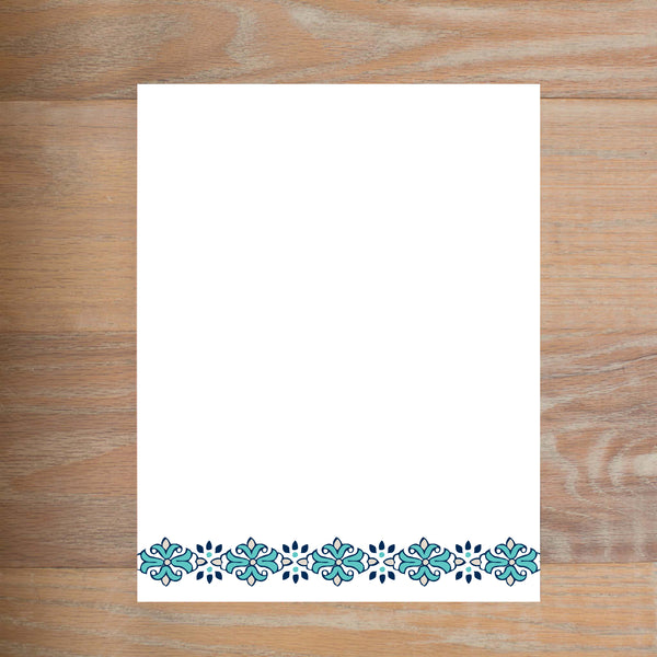Deco Band letterhead version 3