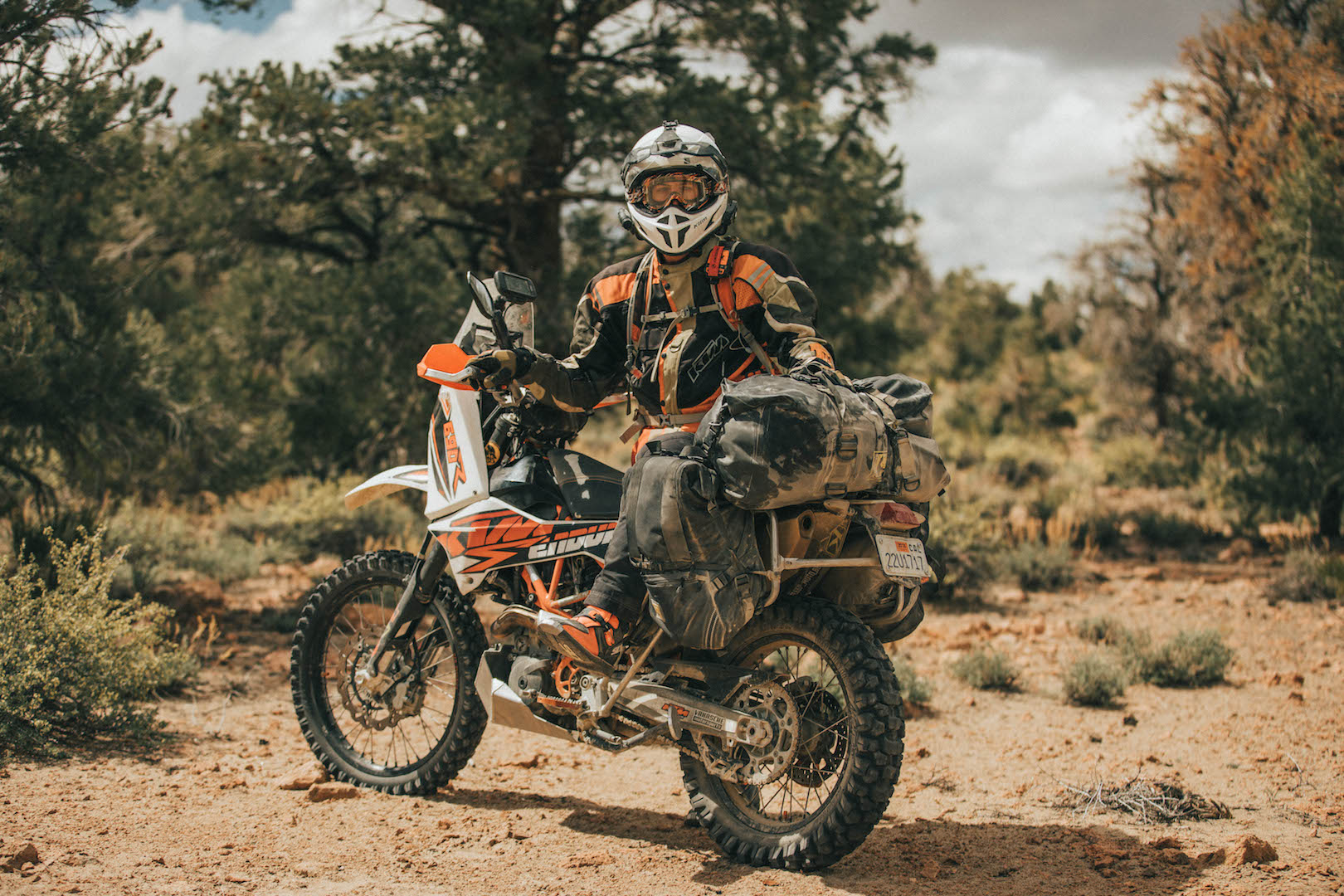 The Ride of my Life Aboard my KTM 690 Enduro R
