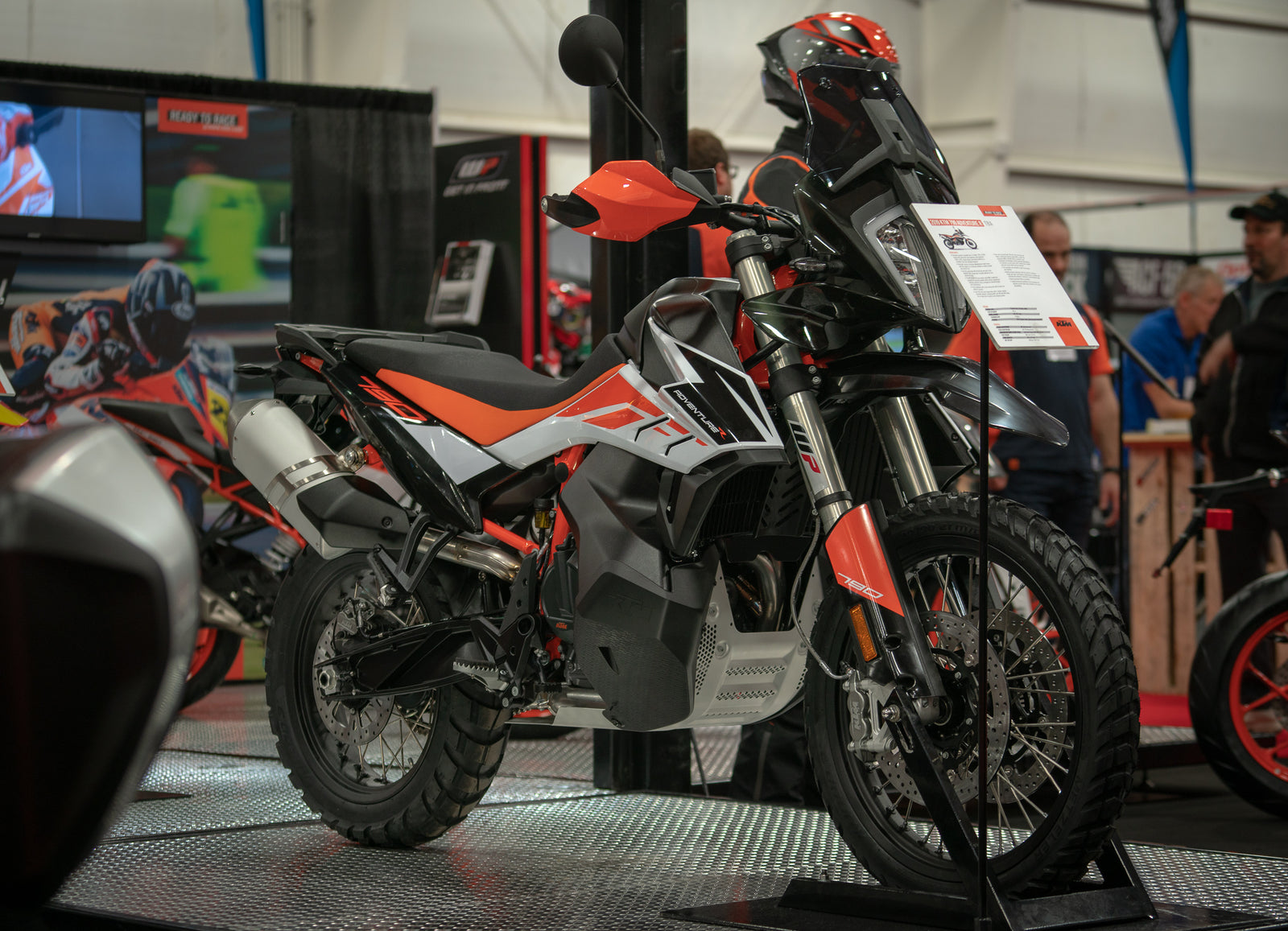 2019 KTM 790 Adventure R Pricing - KTM Twins